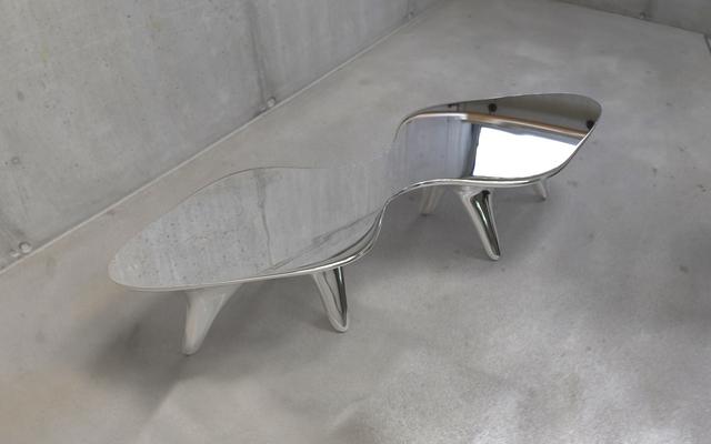 , 'Coffee table - Titus,' 2017, Galerie Loft