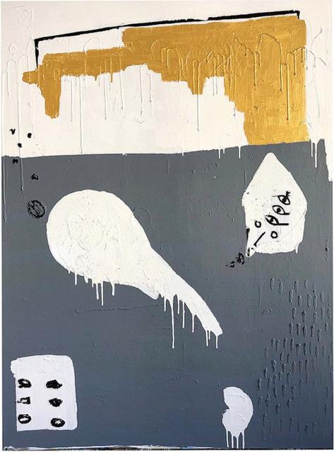 Roberto Del Rio, 'THEY CAME FOR GOLD', 2019, Marcel Katz Art