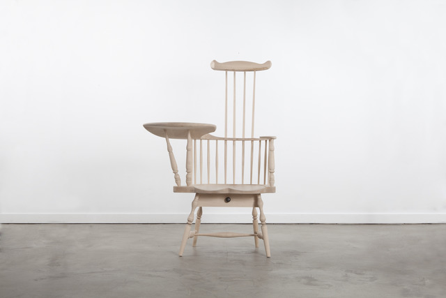 , 'Comb-Back Writing Arm Chair,' 2013, Volume Gallery