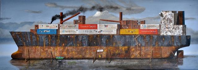 Juan Ranieri, 'Los Bajos del temor', 2018, Smart Gallery BA