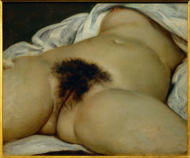 Gustave Courbet, 'The Origin of the World,' 1866, Erich Lessing Culture and Fine Arts Archive