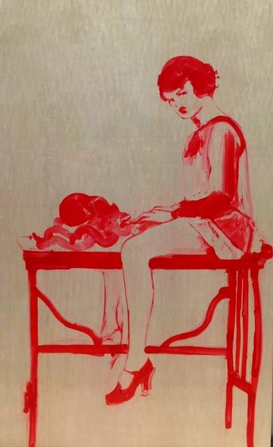 , 'Lust,' 2015, Arusha Gallery