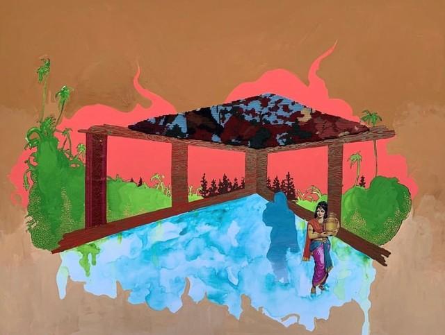 , 'Shadow Land,' 2019, k contemporary