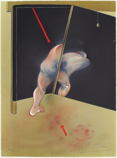 , 'Study from the Human Body,' 1981, Gilden's Art Gallery