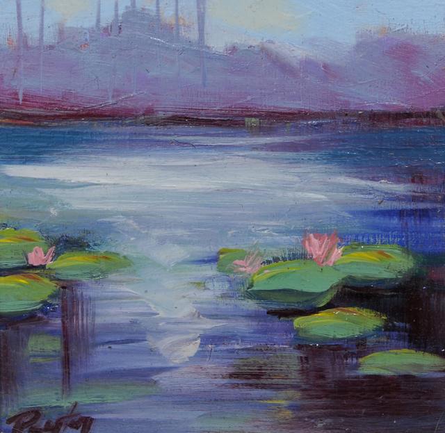 Peyton Hutchinson, 'Lilypad Pond', 2019, Caron Gallery