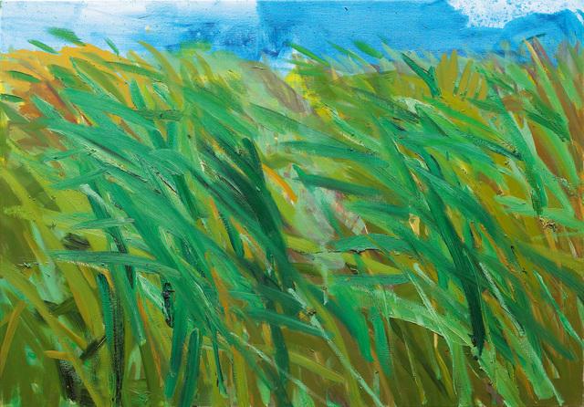 , 'Schilf (Reeds),' 2002, Galerie Herold