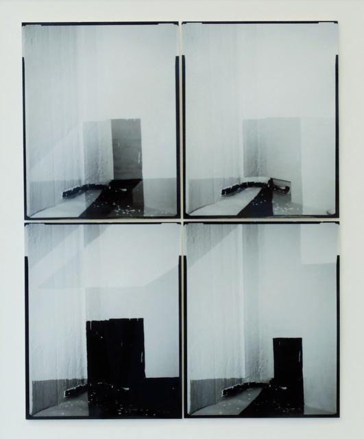 , 'Tiled 01 (black to white),' 2014, Martin van Zomeren