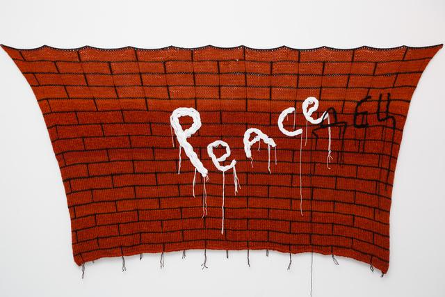 , 'Peace(дец),' 2015, Galerie Iragui