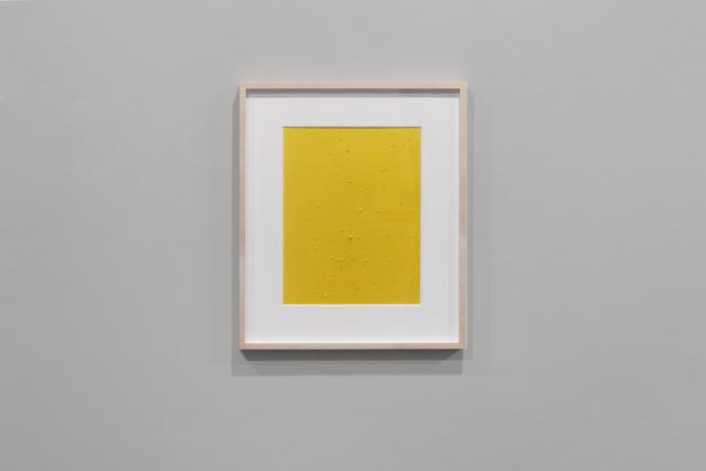 , 'Traffic Lights (Yellow),' 2016, Josée Bienvenu
