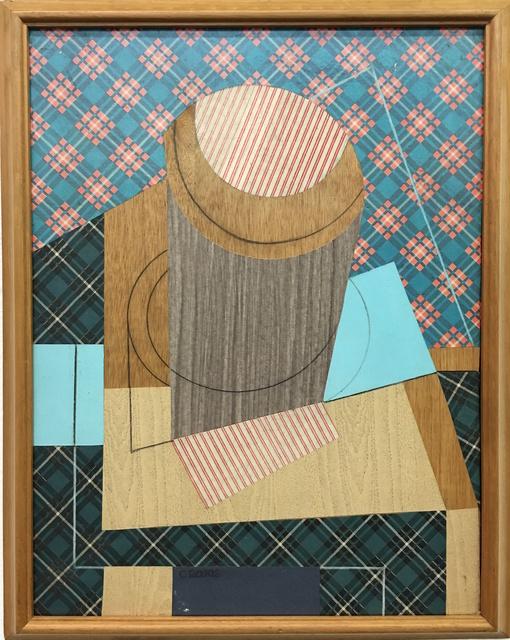 , 'Bodegon con vaso,' 1960, Durban Segnini Gallery