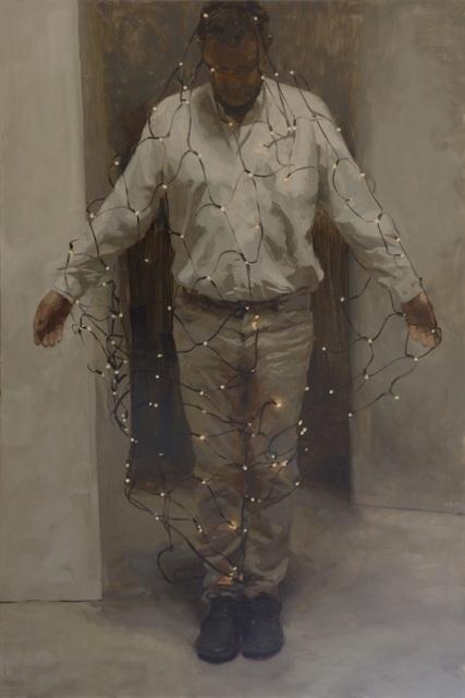 , 'Christmas man,' 2018, Galeria Contrast