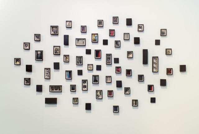 , 'Pairs,' 2014, Galerie Nathalie Obadia