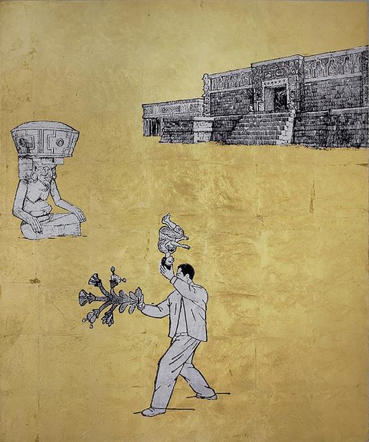 , 'Escenario X,' 2010, Galería Nudo
