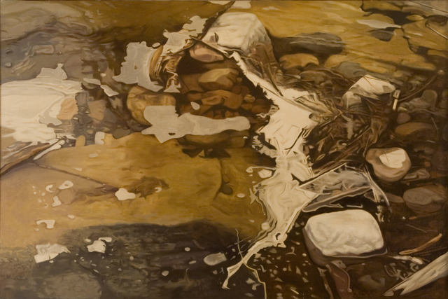 , 'Clogged Stream II,' 1978, Walter Wickiser Gallery