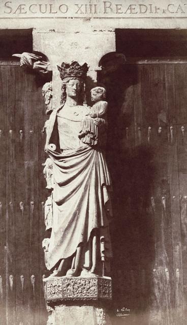 Jean-Louis-Henri Le Secq, 'Rheims, Cathédrale Notre-Dame', 1852/1852c, Contemporary Works/Vintage Works