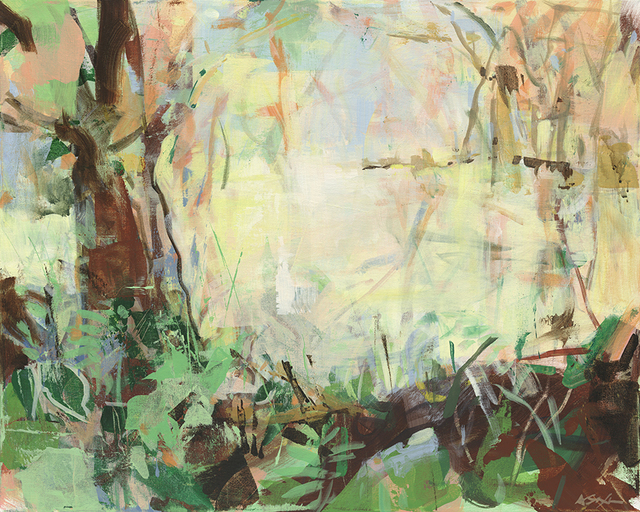 Angela Saxon, 'In the Bracken', 2018, Vivid Art Gallery