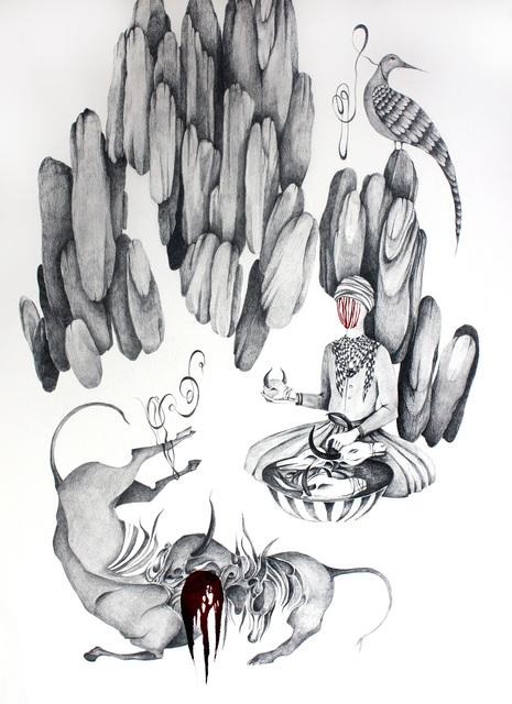 , 'Untitled 2,' 2014, Leila Heller Gallery