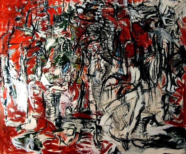 , 'Sylvan Red,' 2010, Fountain Street