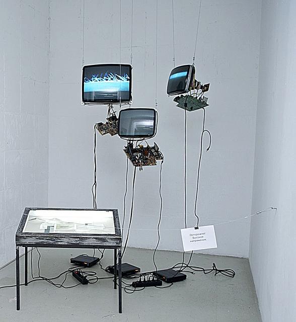 , 'The Body in Question,' 2012, Laboratoria Art & Science Space