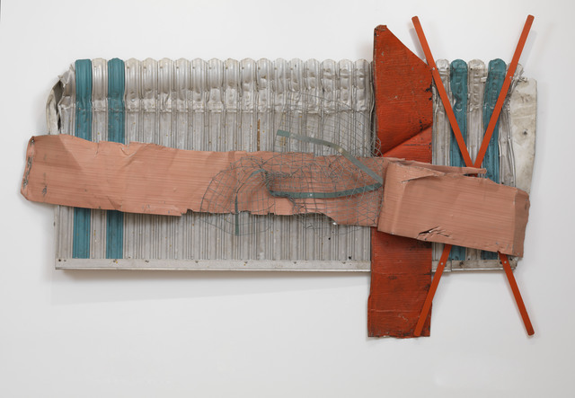 Robert Rauschenberg, 'Miami Glyph Late Summer Glut,' 1987, Gagosian