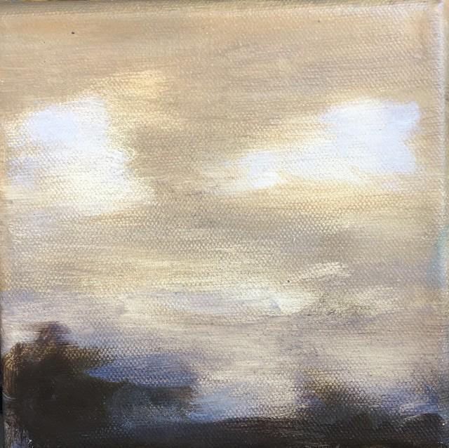 , 'Landscape 1,' 2018, Shain Gallery