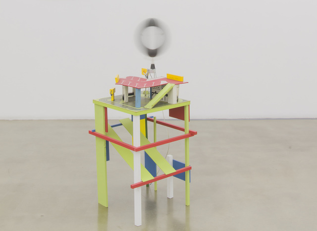 , 'Garage kit #1,' 2015, Caroline Pagès Gallery