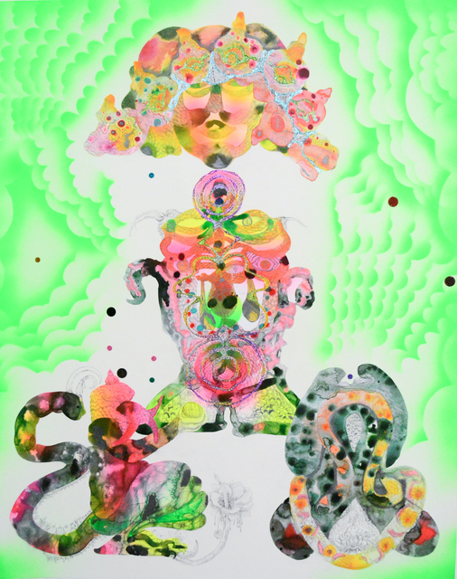 , 'Paradoom 5,' 2014, Richard Koh Fine Art