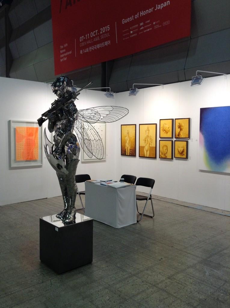 KIAF 2015 (Seoul, South Korea)