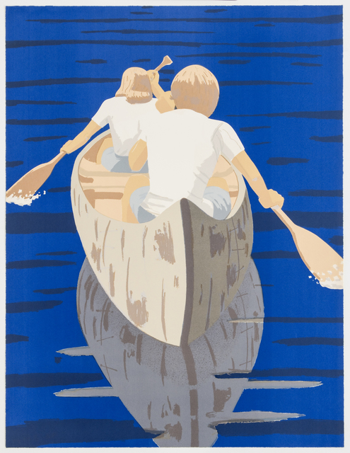Alex Katz, 'Good Morning', 1975, Frank Fluegel Gallery