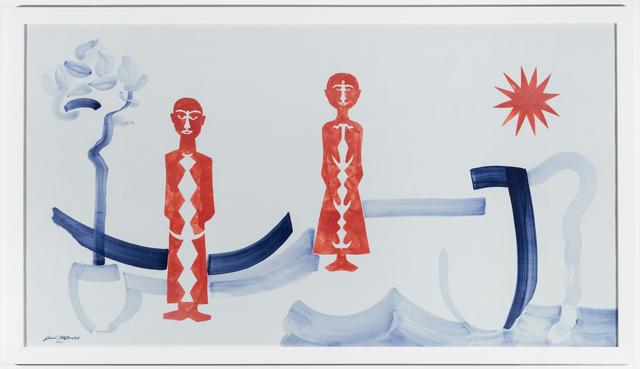, 'City Life,' 2013, KAI Gallery