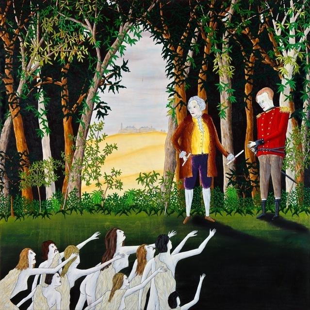 , 'Le traître Thomas Pichon,' 2012, Division Gallery