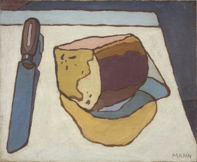 , 'Bread and Knife,' ca. 1955, Piano Nobile