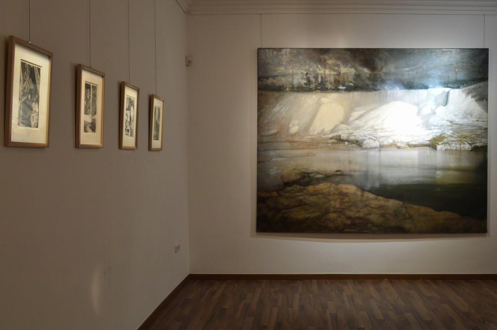 Laszlo Mehes - Industrial Landscape