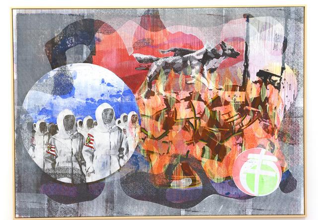 , 'Orbánia,' 2018, Galerie Britta von Rettberg