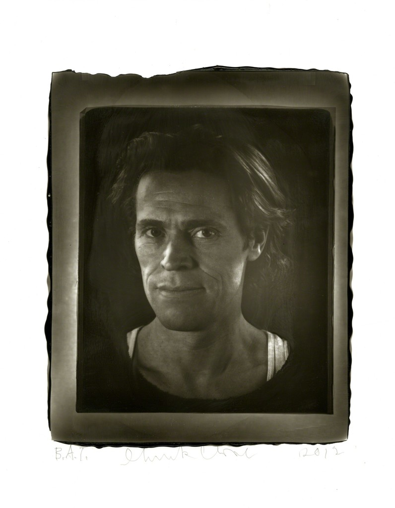 Chuck Close, 'Willem,' 2012, Two Palms