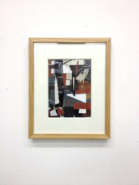 , 'Kleine Collage #2,' 2013, Gestalten