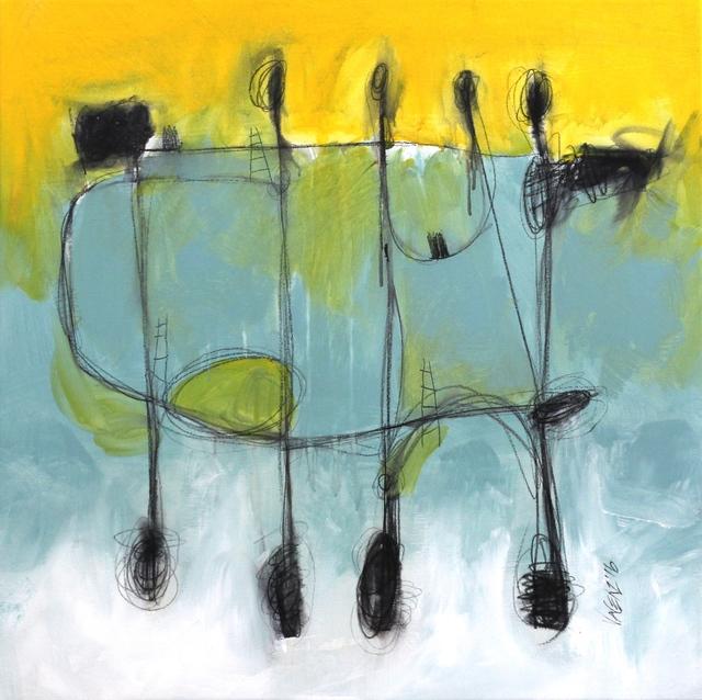 , 'Hands Up,' 2016, Artspace Warehouse