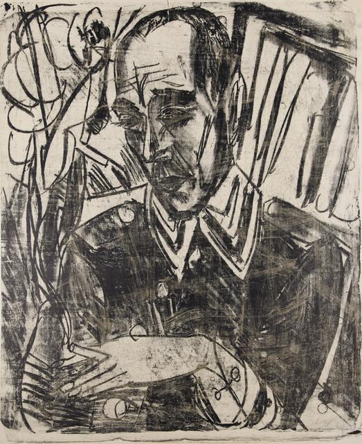 , 'Hugo,' 1915, Henze & Ketterer
