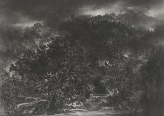 , 'Rainy Night in the Autumn Mountains,' 2010, Hanart TZ Gallery