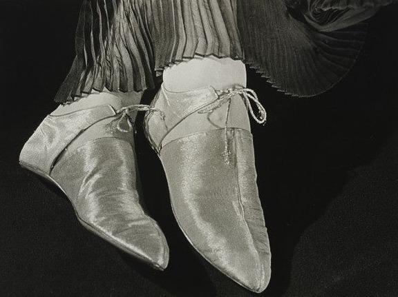 Ilse Bing, 'Silver Shoes', 1935, Caviar20