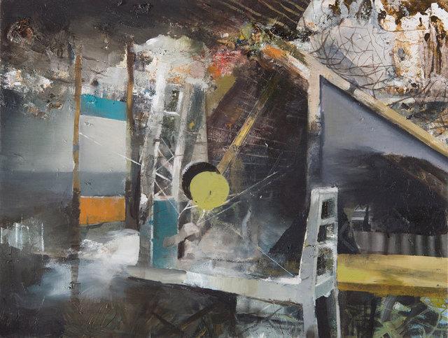 , 'Sun in the loft,' 2014, Charim Galerie