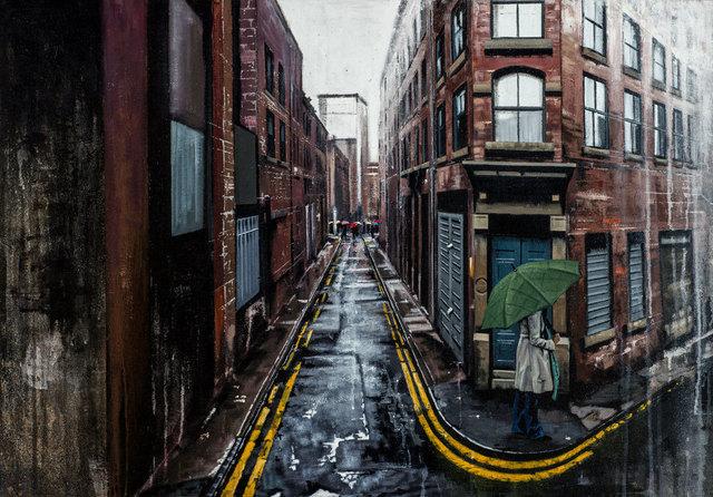 , 'Backstreets,' 2014, Albemarle Gallery | Pontone Gallery