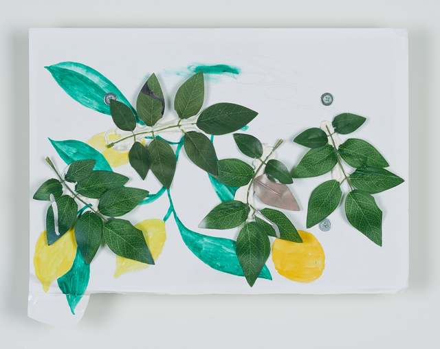 , 'Lemon Tree,' 2018, Tatjana Pieters
