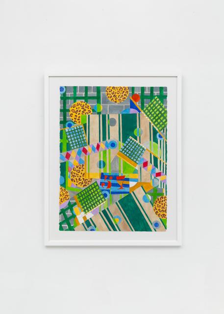 , 'Fugue VI (Villa Trianon),' 2019, Richard Taittinger Gallery