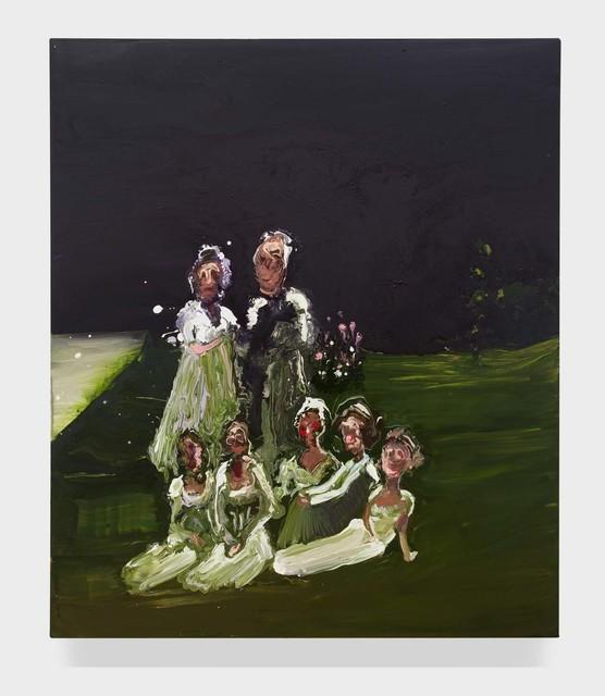 Genieve Figgis, 'Family in the grass', 2015, Half Gallery