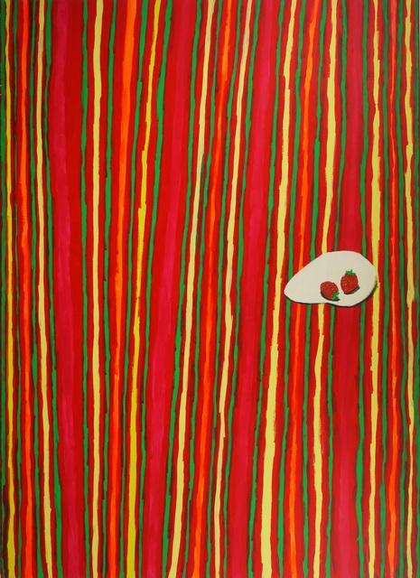 , 'Strawberries,' 2015, Rosenfeld Gallery