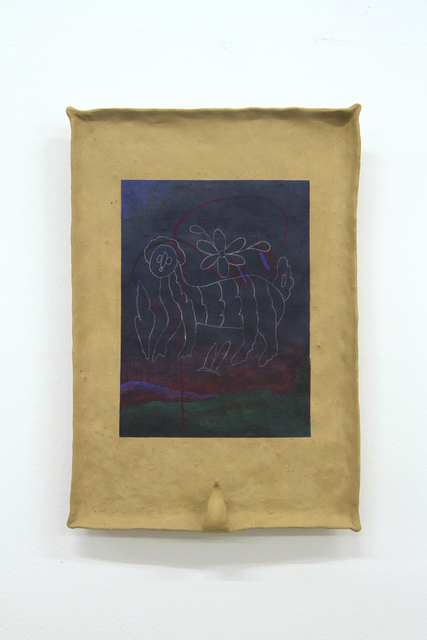 ASMA Matias Armendaris Hanya Belia, 'Claravidente (Dos Flores)', 2018, Proyecto NASAL