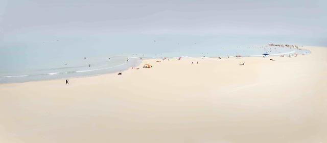 , 'Beach Time I,' 2019, Contempop Gallery
