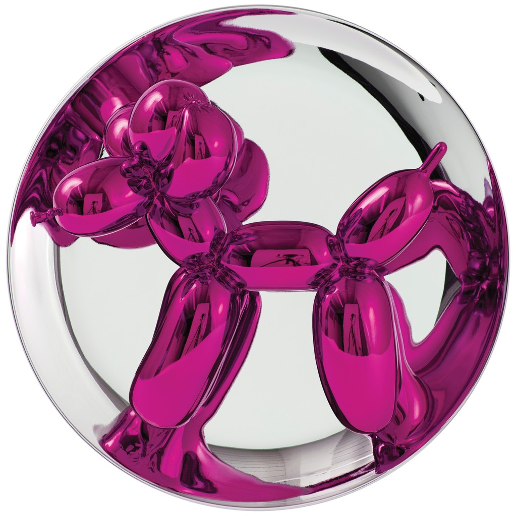 Balloon Dog (Magenta)