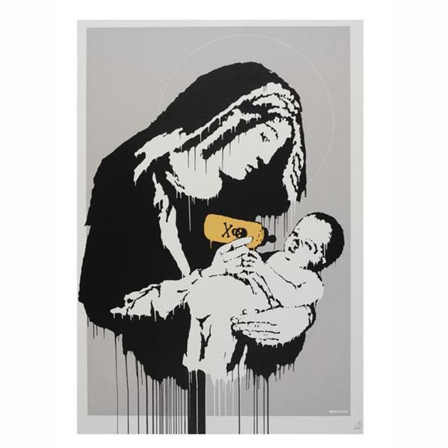 Banksy, 'Toxic Mary', 2003, Andipa